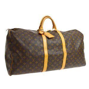 Louis Vuitton Keepall 60 Travel Hand #N2952V03O